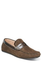 Florsheim Men's Denison Driving Loafer Mushroom Suede
