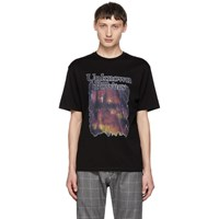 Christian Dada Black 'Unknown Powers' T Shirt