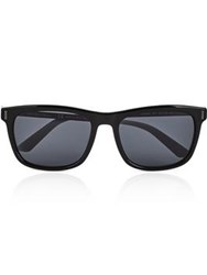 Calvin Klein Collection Wayfarer Men's Sunglasses Black
