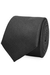 Hugo Silk Tie Black