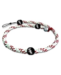 Game Wear Chicago White Sox Frozen Rope Necklace Team Color