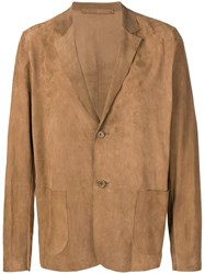 Salvatore Santoro Blazer Jacket Neutrals