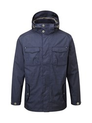 Tog 24 Men's Deco Mens Milatex 3In1 Jacket Navy Marl
