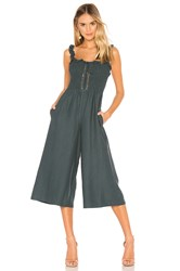 Elliatt Alanis Jumpsuit Dark Green