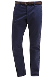 S.Oliver Chinos Plum Blue