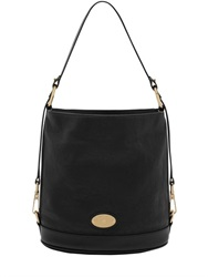 Mulberry Jamie Washed Leather Bucket Bag