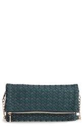 Sole Society Marlee Woven Clutch
