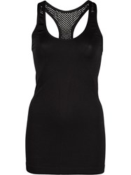 Alala Seamless Tank Top Black