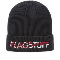 Flagstuff Sunrise Beanie Black
