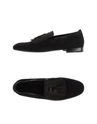 Bruno Bordese Moccasins Black