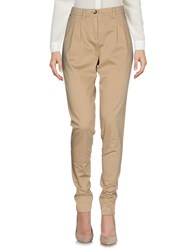 Fred Mello Casual Pants Sand