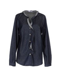 Persona Denim Denim Shirts Women