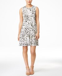 Styleandco. Style And Co. Printed Sleeveless Dress Only At Macy's Animal Ikat