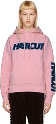 Ashley Williams Pink River Phoenix Haircut Hoodie