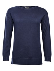 Barbour Cove Jumper Navy