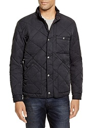 The Men's Store At Bloomingdale's Quilted Jacket Black