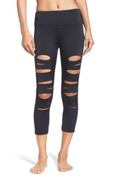 Onzie Women's Shred Capri Leggings