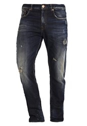 Ltb Diego Relaxed Fit Jeans Lonian Wash Dark Blue Denim