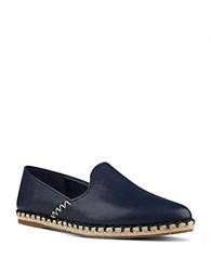 Nine West Unrico Leather Espadrilles