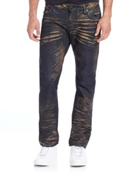 Robin's Jeans Studded Five Pocket Jeans Prospector
