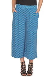 Women's Cece By Cynthia Steffe Medallion Print Pull On Culottes