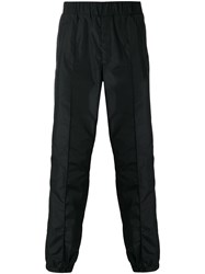 Versace Tight Cuff Trousers Black