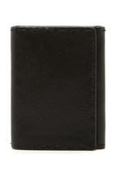 John Varvatos Trifold Wallet Black