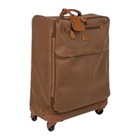 Bric's Life Lightweight Trolley Suitcase Camel 55Cm Brown