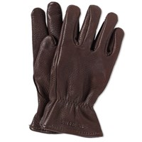 Red Wing Shoes Buckskin Glove Brown