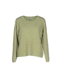 Made For Loving Sweaters Light Green