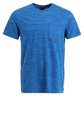 Hummel Classic Bee Willum Basic Tshirt Daphne Blue