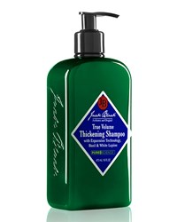 True Volume Thickening Shampoo 16 Oz. Jack Black