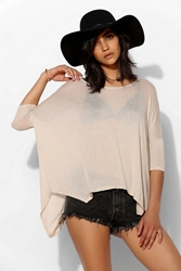 Sparkle And Fade Alexa Dolman Tee Neutral