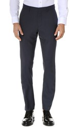 Club Monaco Grant Suit Trousers Blue