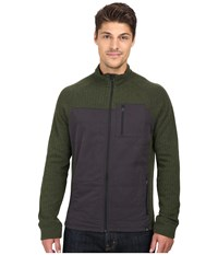 Prana Appian Sweater Forest Men's Sweater Green