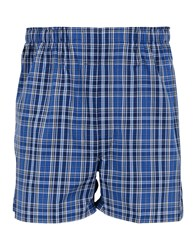Brooks Brothers Boxers Blue