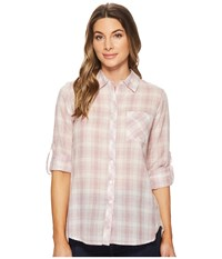 Ariat Zoey Plaid Shirt Zoey Plaid Long Sleeve Button Up Orange