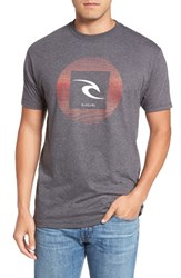 Rip Curl Men's Tv Graphic T Shirt