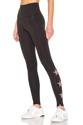 Strut This Star Ankle Legging Black