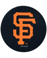Memory Company San Francisco Giants 4 Piece Coaster Set Team Color