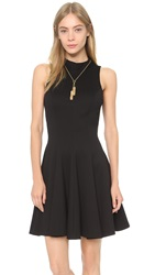 Amanda Uprichard Warby Dress Black