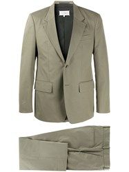 Maison Martin Margiela Single Breasted Two Piece Suit 60