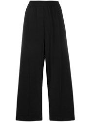 Maison Martin Margiela Mm6 Wide Leg Cropped Trousers 60