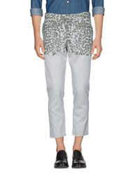 The Editor Casual Pants Light Grey