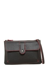 Mundi Front Pocket Crossbody Black