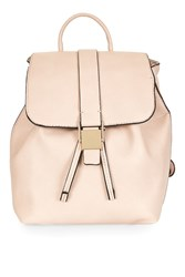 Topshop Glasgow Mini Backpack Camel