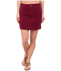Mountain Khakis Canyon Cord Skirt Hollyhock Women's Skirt Pink