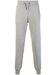Hydrogen Tapered Track Pants Grey