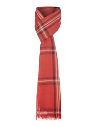 Part Two Scarf Red