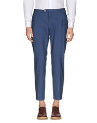 Michael Coal Casual Pants Blue
